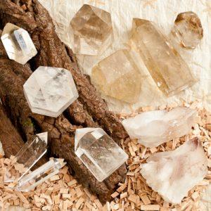 Mineralen - punten