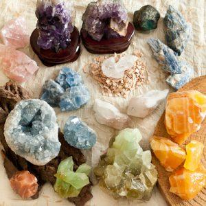 Mineralen - ruw