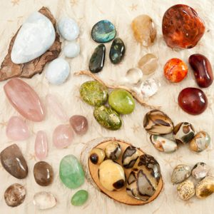 Mineralen - gepolijst