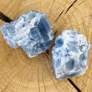 Blauwe Calciet