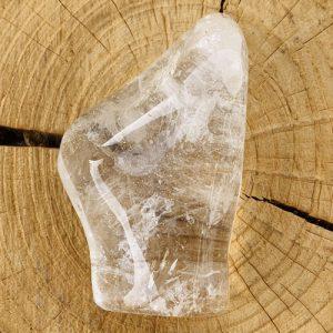 Bergkristal sculptuur gepolijst