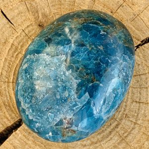 Blauwe Apatiet gepolijst