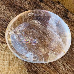Bergkristal gepolijst