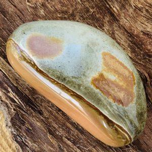 Polychroom Jaspis mineraal