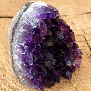 Amethist cluster 509 gram