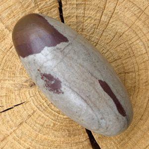Shiva Lingam ovaal 9,3 cm