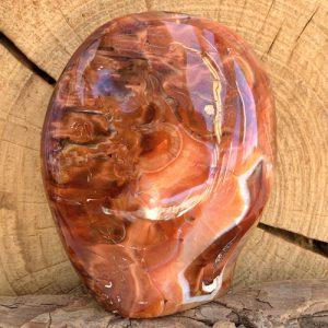 Carneool Sculptuur