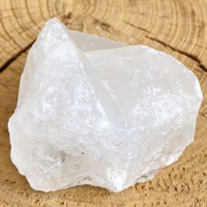 Bergkristal ruw mineraal