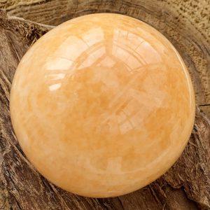 Oranje Calciet bol 75 mm